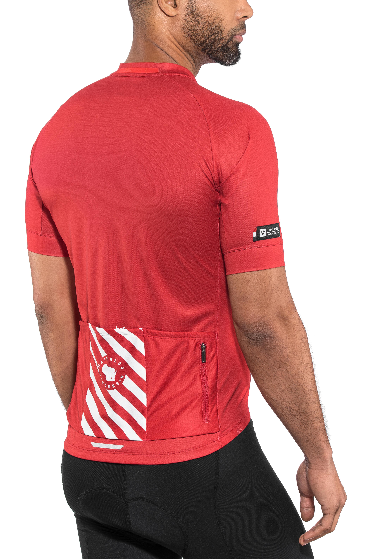 Bontrager Circuit LTD Cycling Bike Jersey Shortsleeve Men red at ... 6a2489a44